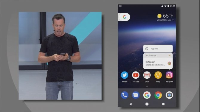 Android O został zaprezentowany na Google I/O 2017 [2]