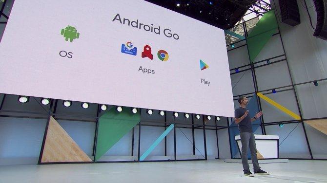Android O został zaprezentowany na Google I/O 2017 [5]