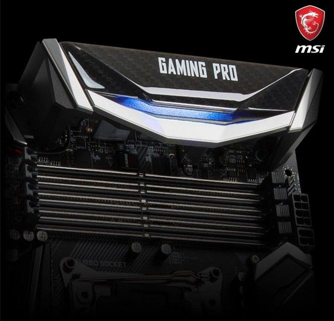 MSI zapowiada kolejną płytę X299, tym razem model Gaming Pro [1]