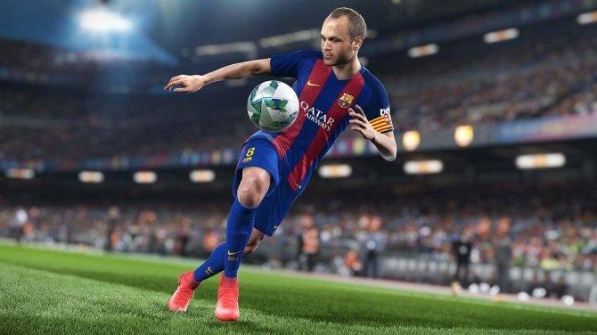 Pro Evolution Soccer 2018 pierwsze szczegóły i data premiery [2]