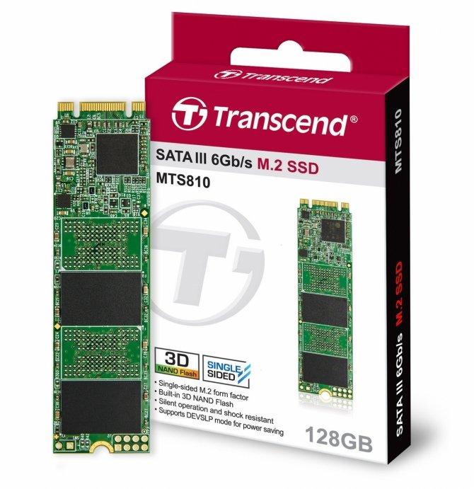 Transcend MTS810 - budżetowy nośnik SSD w formacie M.2 [1]