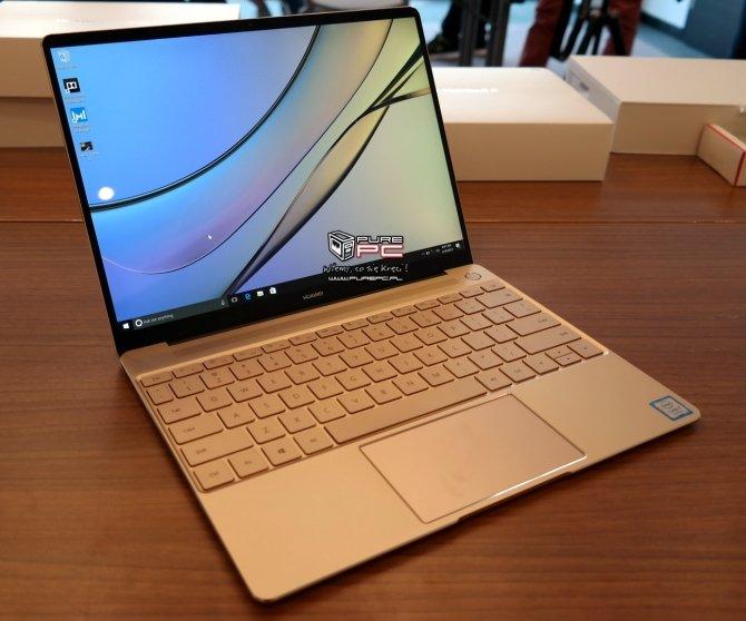 Huawei MateBook - oficjalna prezentacja nowej serii laptopów [27]