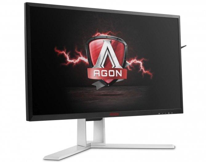 AOC Agon AG251FG - monitor dla graczy z odświeżaniem 240 Hz [1]