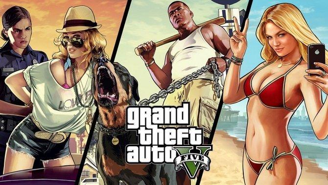 GTA V - ponad 80 milionów sprzedanych egzemplarzy [1]