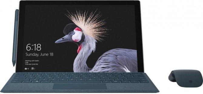 Microsoft prezentuje odświeżoną hybrydę Surface Pro [1]