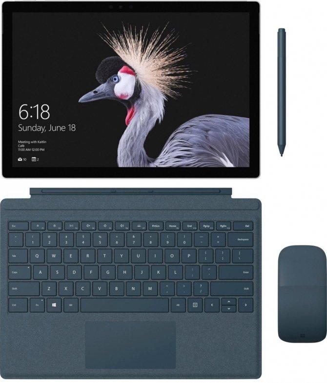 Microsoft prezentuje odświeżoną hybrydę Surface Pro [2]