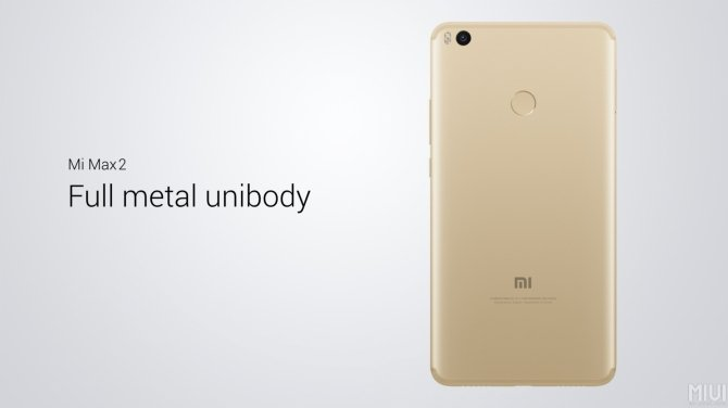 Premiera smartfona Xiaomi Mi Max 2 z akumulatorem 5300 mAh [2]