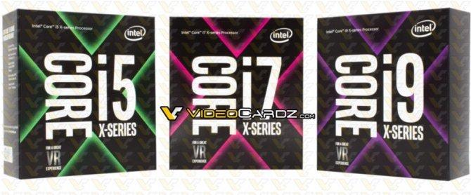 Intel Core i9-7980XE Skylake X - 18 rdzeni i 36 wątków [3]