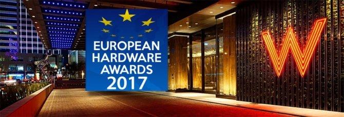 Nagrody w ramach European Hardware Awards 2017 rozdane! [1]