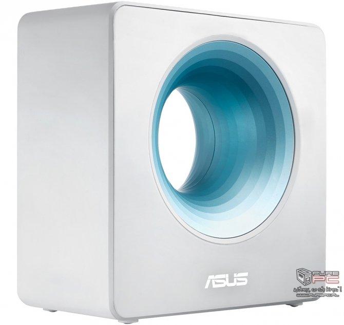 Nowości ASUS na Computex 2017: router Blue Cave i ZenFone AR [1]