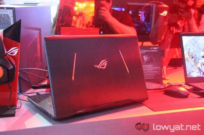 ASUS ROG GL702ZC - pierwszy laptop AMD Ryzen i Radeon RX 580 [1]