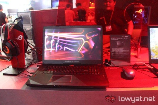 ASUS ROG GL702ZC - pierwszy laptop AMD Ryzen i Radeon RX 580 [2]