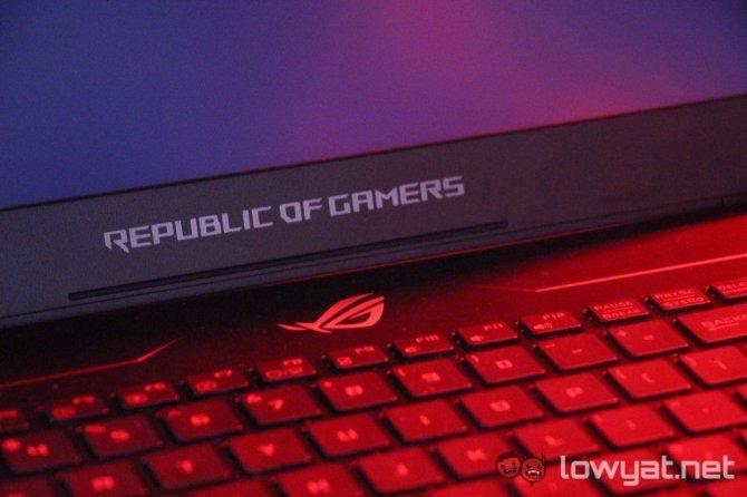 ASUS ROG GL702ZC - pierwszy laptop AMD Ryzen i Radeon RX 580 [3]