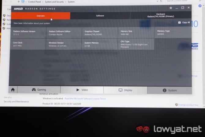ASUS ROG GL702ZC - pierwszy laptop AMD Ryzen i Radeon RX 580 [4]