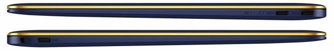 ASUS zaprezentował ultrabooki Zenbook 3 Deluxe i Zenbook Pro [11]