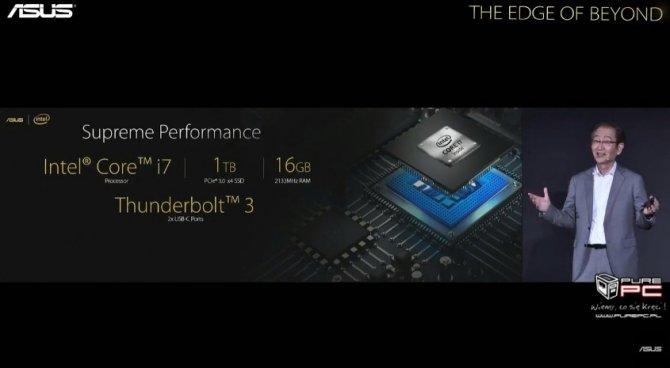 ASUS zaprezentował ultrabooki Zenbook 3 Deluxe i Zenbook Pro [15]