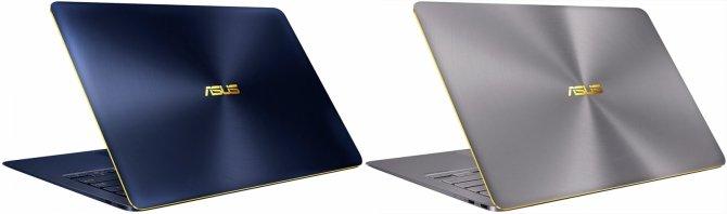 ASUS zaprezentował ultrabooki Zenbook 3 Deluxe i Zenbook Pro [10]