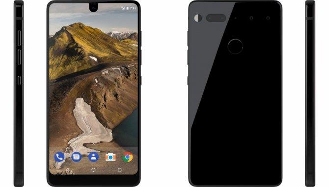 Essential PH-1 - nowy bezramkowiec od ojca Androida [4]