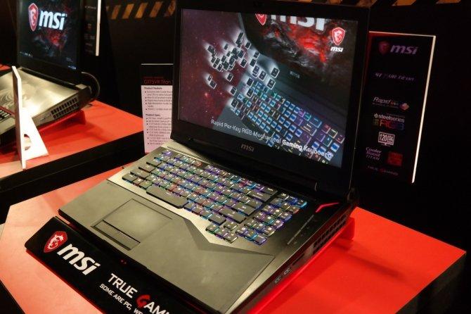 MSI GT75VR Titan - nowy laptop dla graczy z GeForce GTX 1080 [2]