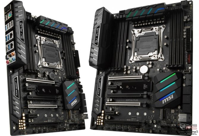 MSI X299 SLI PLUS płyta główna nie tylko dla fanów Multi-GPU [4]