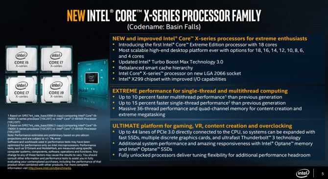 Premiera procesów Intel Core X na targach Computex [2]