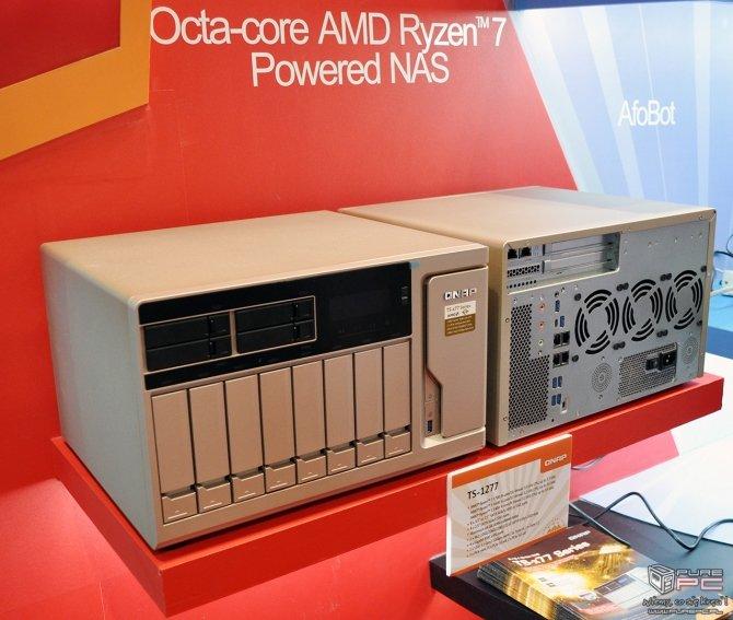 QNAP TS-x77 - nowa linia serwerów z procesorami AMD Ryzen [2]