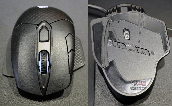 Concept Zeus i SYNC it - pomysły firmy Corsair na peryferia [6]