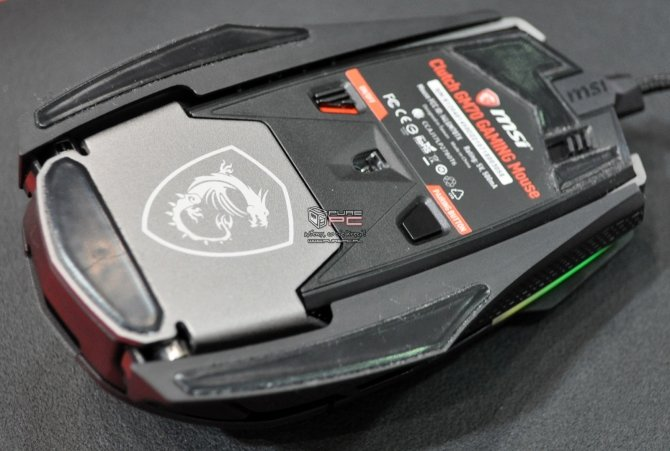 MSI Clutch GM70 i Vigor GK80 - nowa mysz i klawiatura [5]