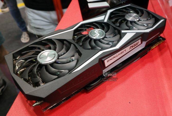 MSI GeForce GTX 1080 Ti Lightning Z widzieliśmy, dotykaliśmy [1]