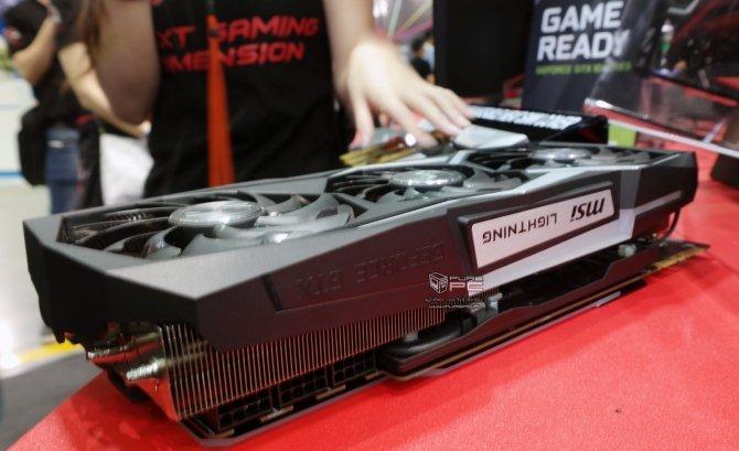 MSI GeForce GTX 1080 Ti Lightning Z widzieliśmy, dotykaliśmy [2]