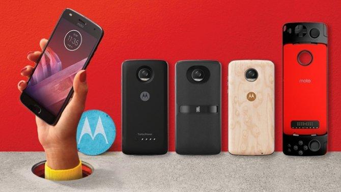 Motorola Moto Z2 Play - smartfon oficjalnie zaprezentowany [1]