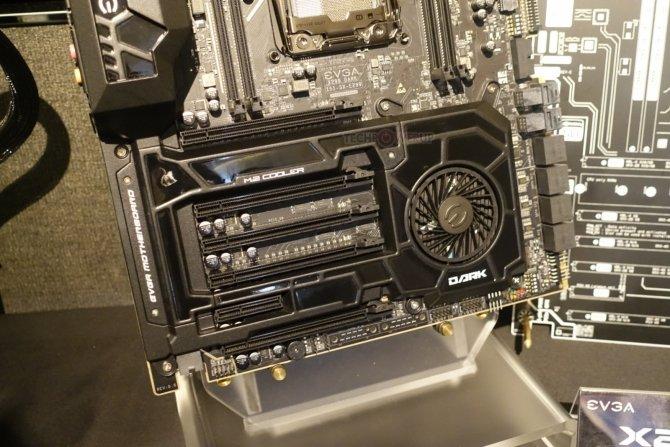 EVGA X299 DARK, FTW i Micro - nowe płyty główne dla Core X [2]