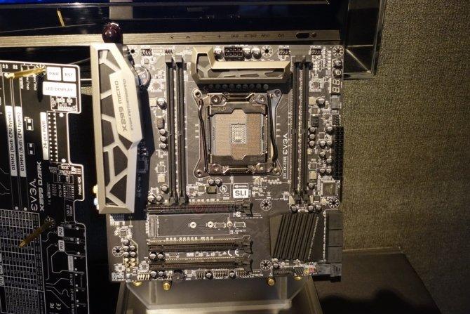 EVGA X299 DARK, FTW i Micro - nowe płyty główne dla Core X [5]