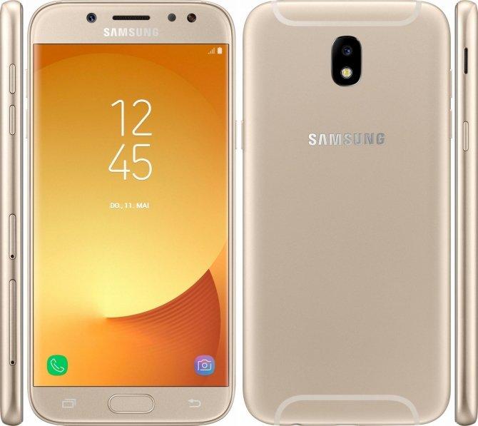 Samsung Galaxy J5 (2017) w pierwszych preorderach [2]