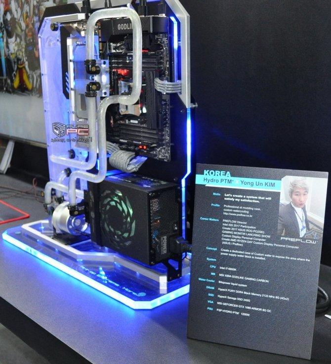FSP Hydro PTM+ 1200 W - Szczegóły na temat wodnego zasilacza [4]