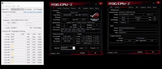 Intel Core i9-7900X podkręcony do 5,0 GHz na chłodzeniu AIO [3]