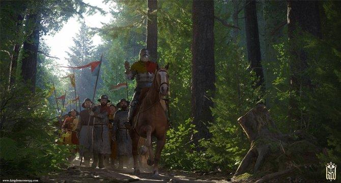 Kingdom Come: Deliverance - znamy datę premiery i wymagania [5]