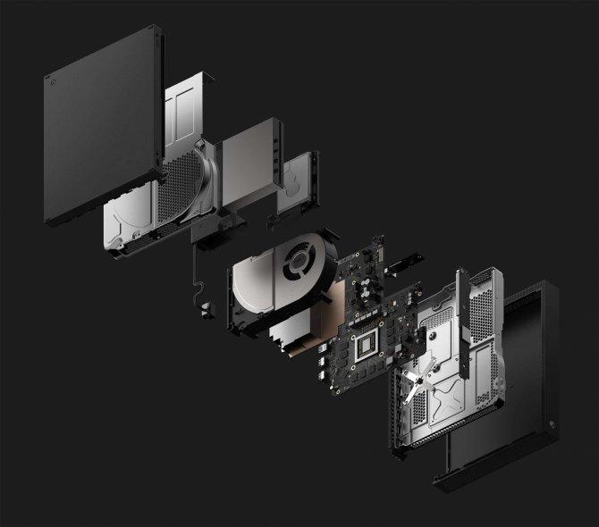 Microsoft Project Scorpio, czyli Xbox One X - specyfikacja [5]