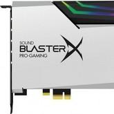 Creative Sound BlasterX AE-5 - karta dźwiękowa dla graczy