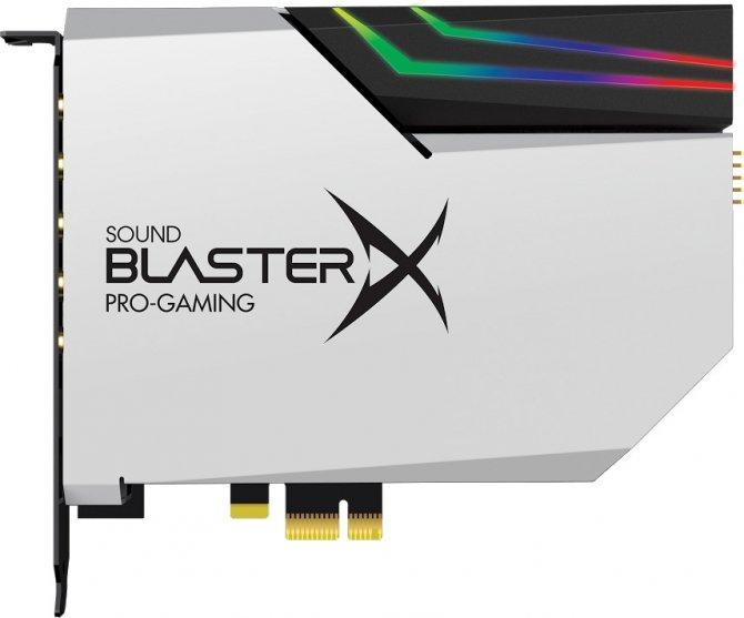 Creative Sound BlasterX AE-5 - karta dźwiękowa dla graczy [2]