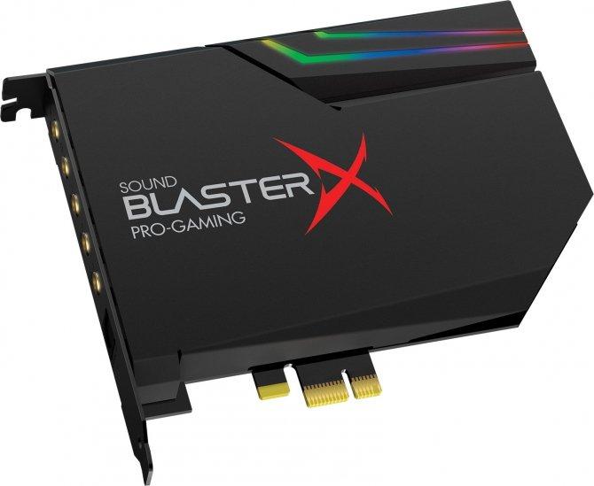 Creative Sound BlasterX AE-5 - karta dźwiękowa dla graczy [3]