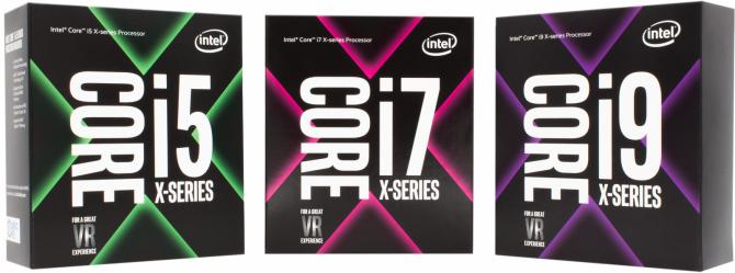 Ujawniono oficjalną datę premiery procesorów Intel Core X [1]