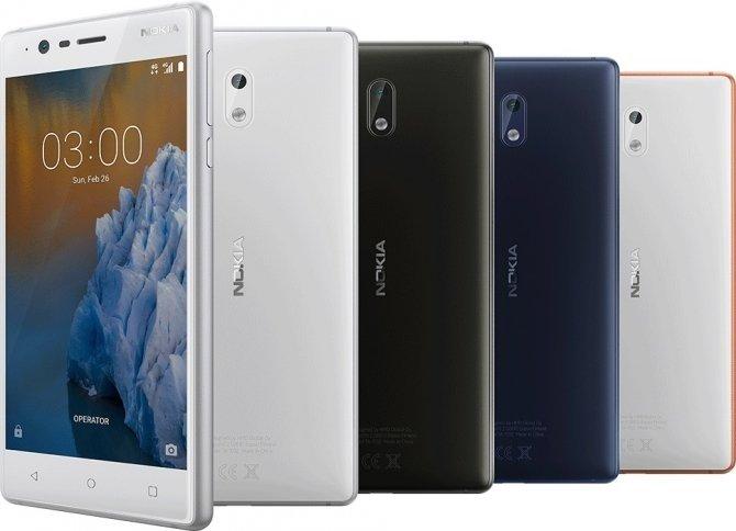 Polska premiera smartfonów Nokia 3, Nokia 5 i Nokia 6 [1]