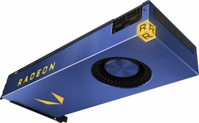 AMD Radeon Vega Frontier trafił do przedsprzedaży [3]
