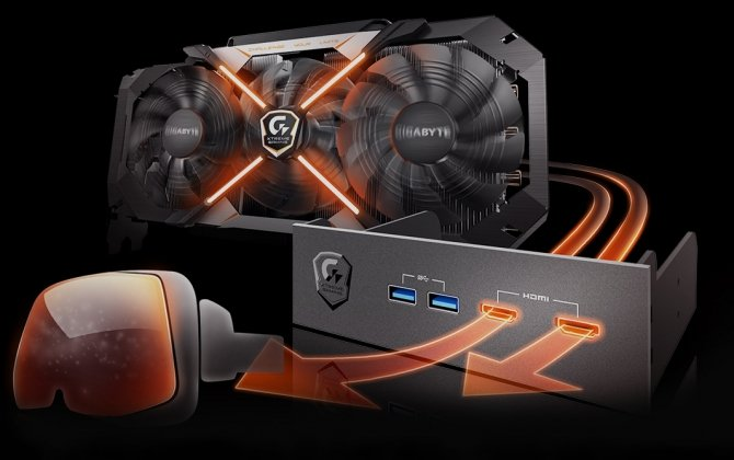 Teaser Gigabyte GTX 1080 Ti Aorus WaterForce Xtreme Edition [2]