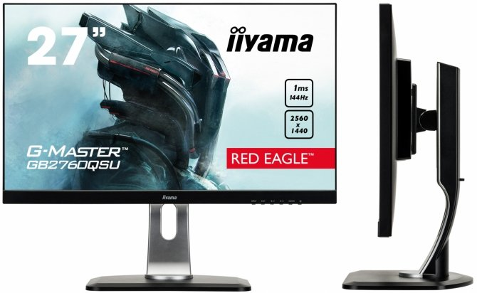iiyama G-Master - trzy nowe monitory trafiają do sprzedaży [3]