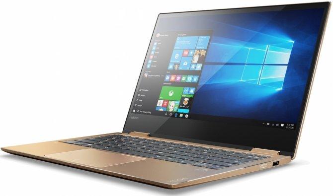 Lenovo Yoga 720 - nowa hybryda oficjalnie wchodzi do Polski [1]