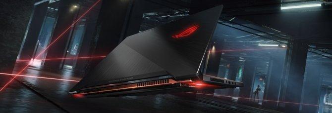 ASUS ROG Zephyrus GX501 - specyfikacja oraz ceny laptopów [1]