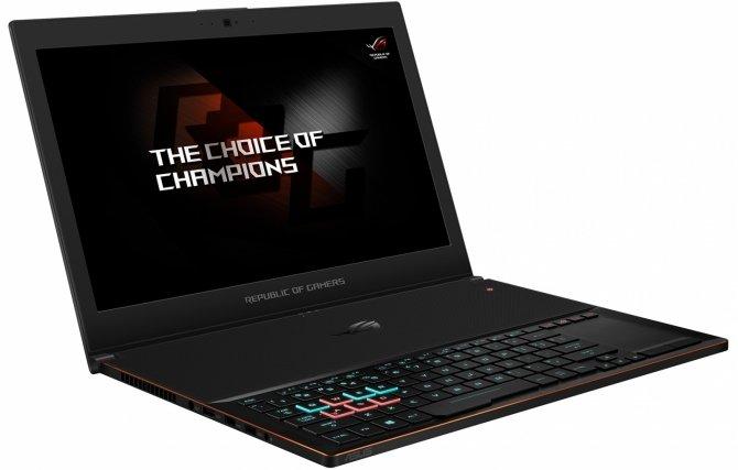 ASUS ROG Zephyrus GX501 - specyfikacja oraz ceny laptopów [4]