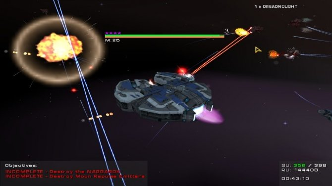 Homeworld: Cataclysm trafił na GOG jako Homeworld: Emergence [2]